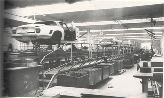 Production of the Grifo